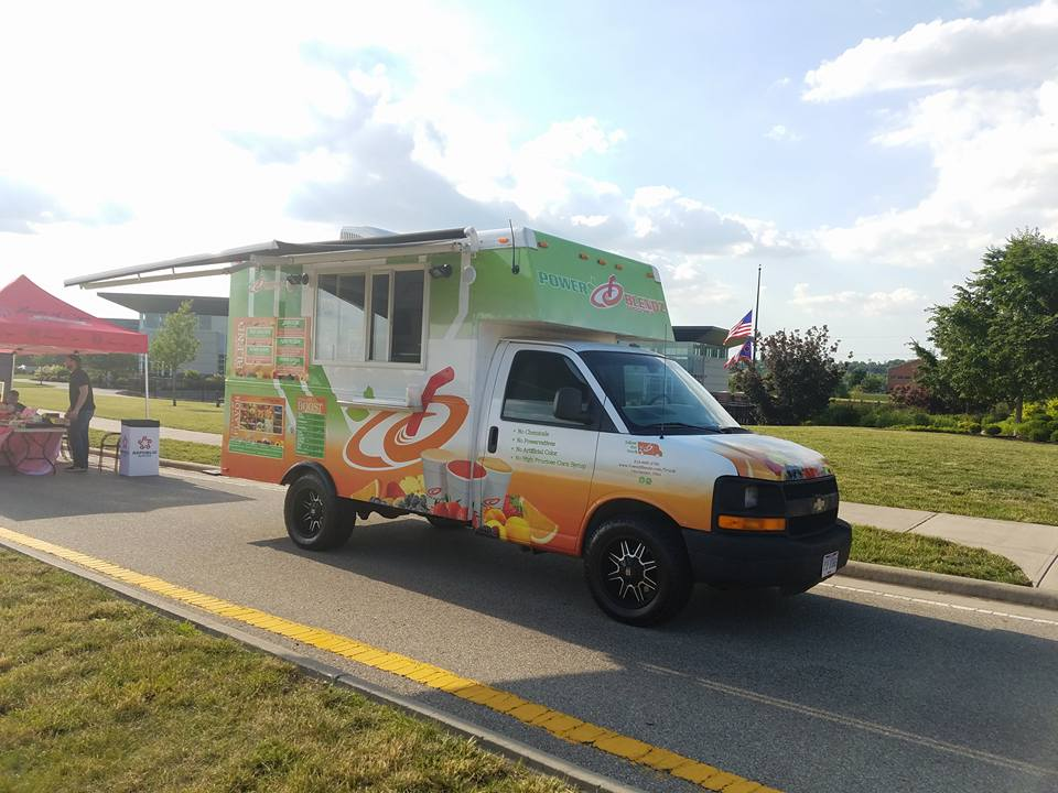 Food Truck Wrap Dayton