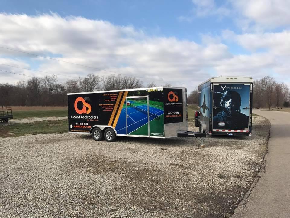 Trailer Box Truck