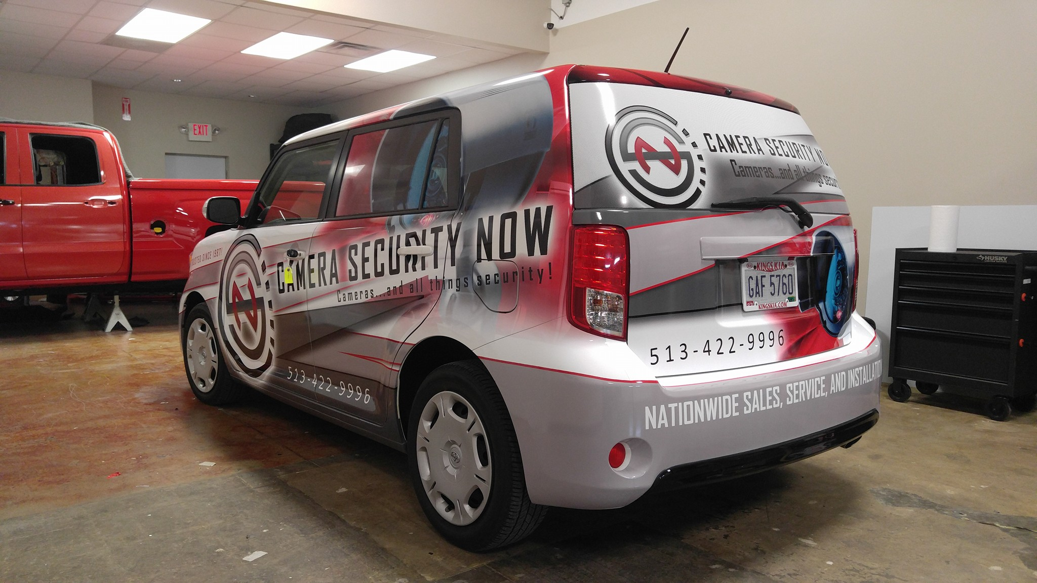 vinyl wrap cincy