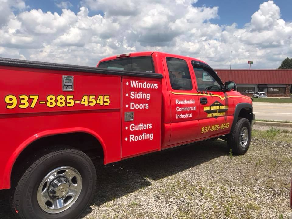 Vehicle Wrap Dayton