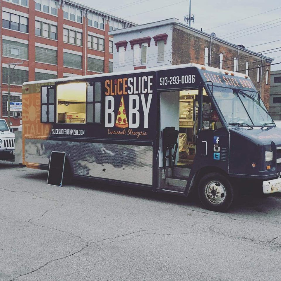 Food Truck Wrap Cincinnati
