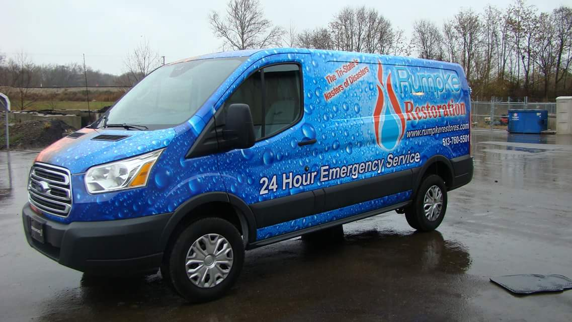 Vinyl Vehicle Wrap Cincinnati