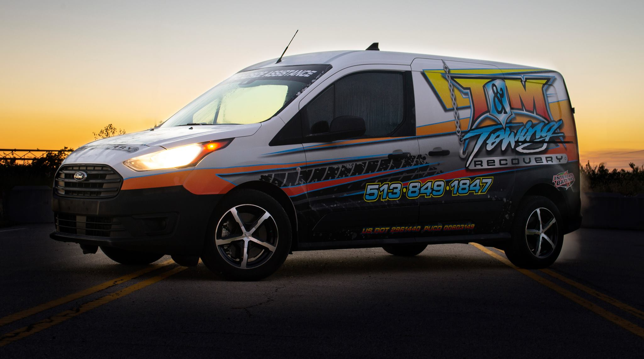 Vehicle Wraps Dayton