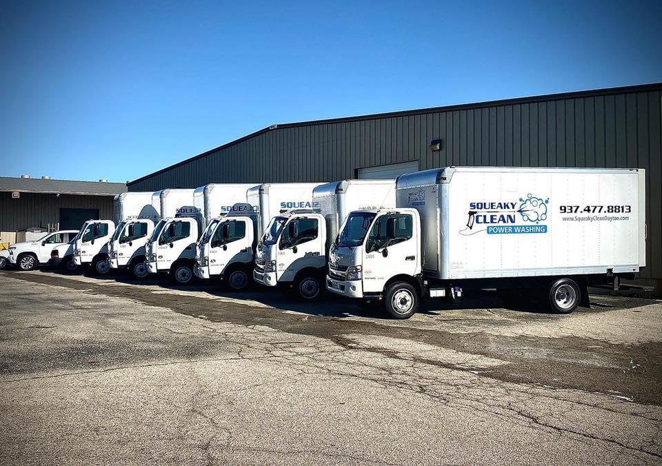 Box truck graphics ohio