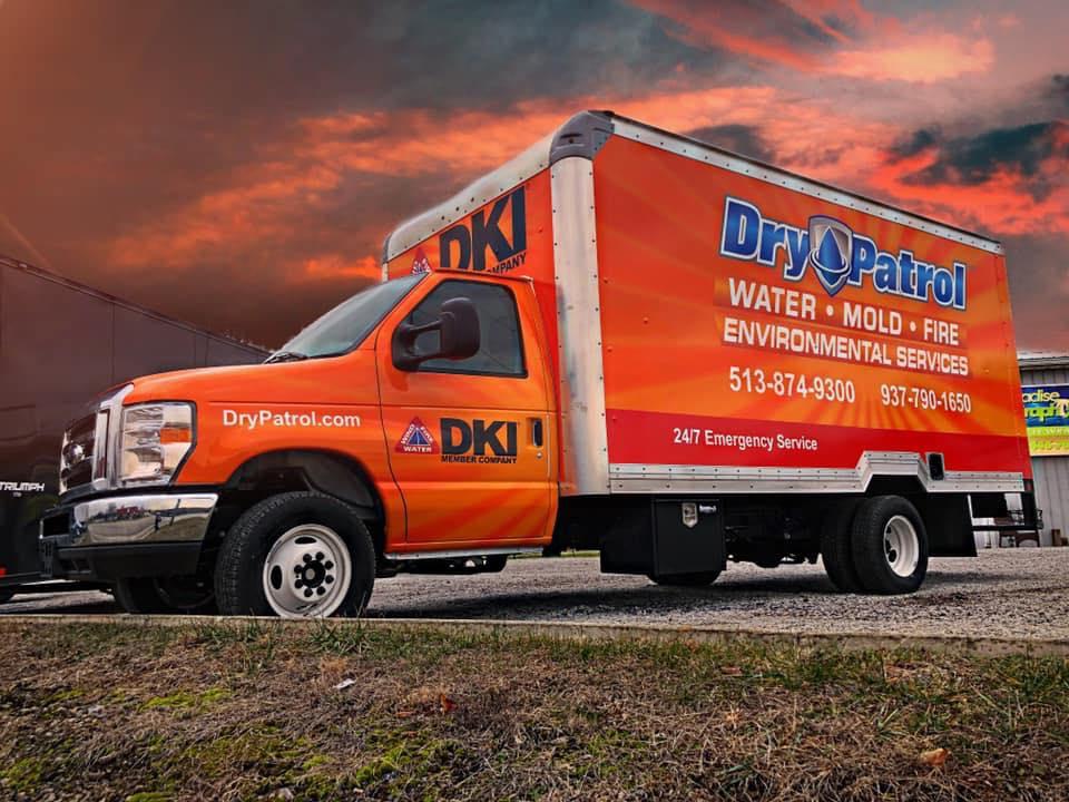 Ohio vehicle wrap box truck