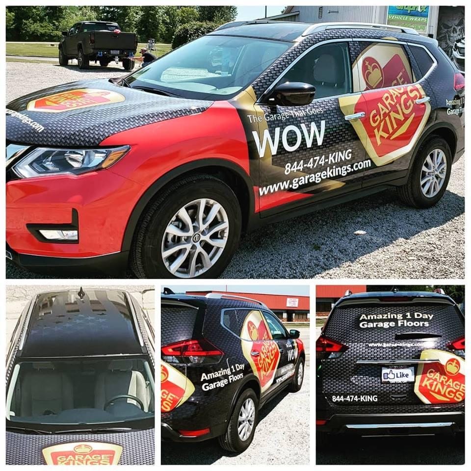 Vehicle Wrap Cincinnati