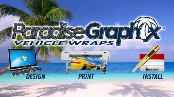 Paradise Graphix